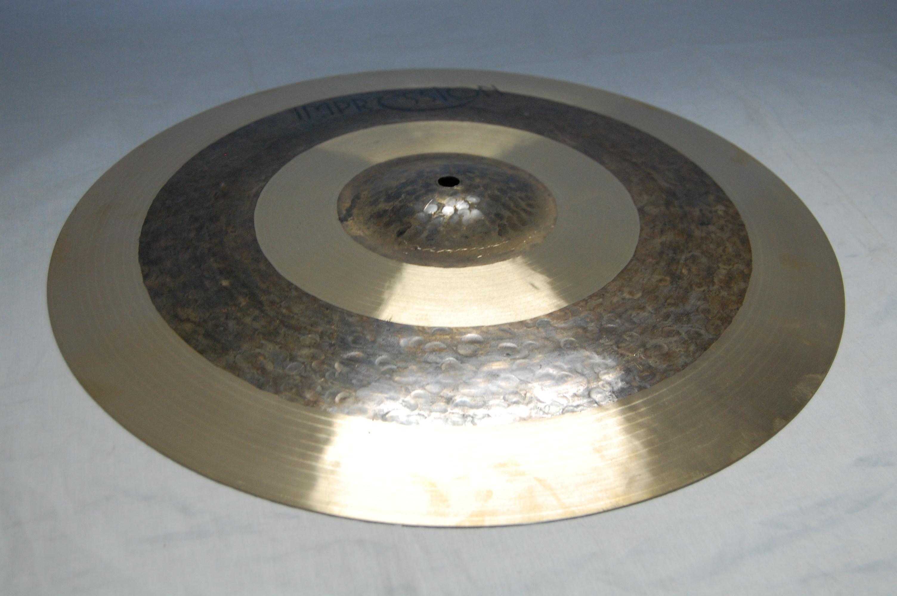 impression cymbals 18 mixed crash drumattic. Black Bedroom Furniture Sets. Home Design Ideas