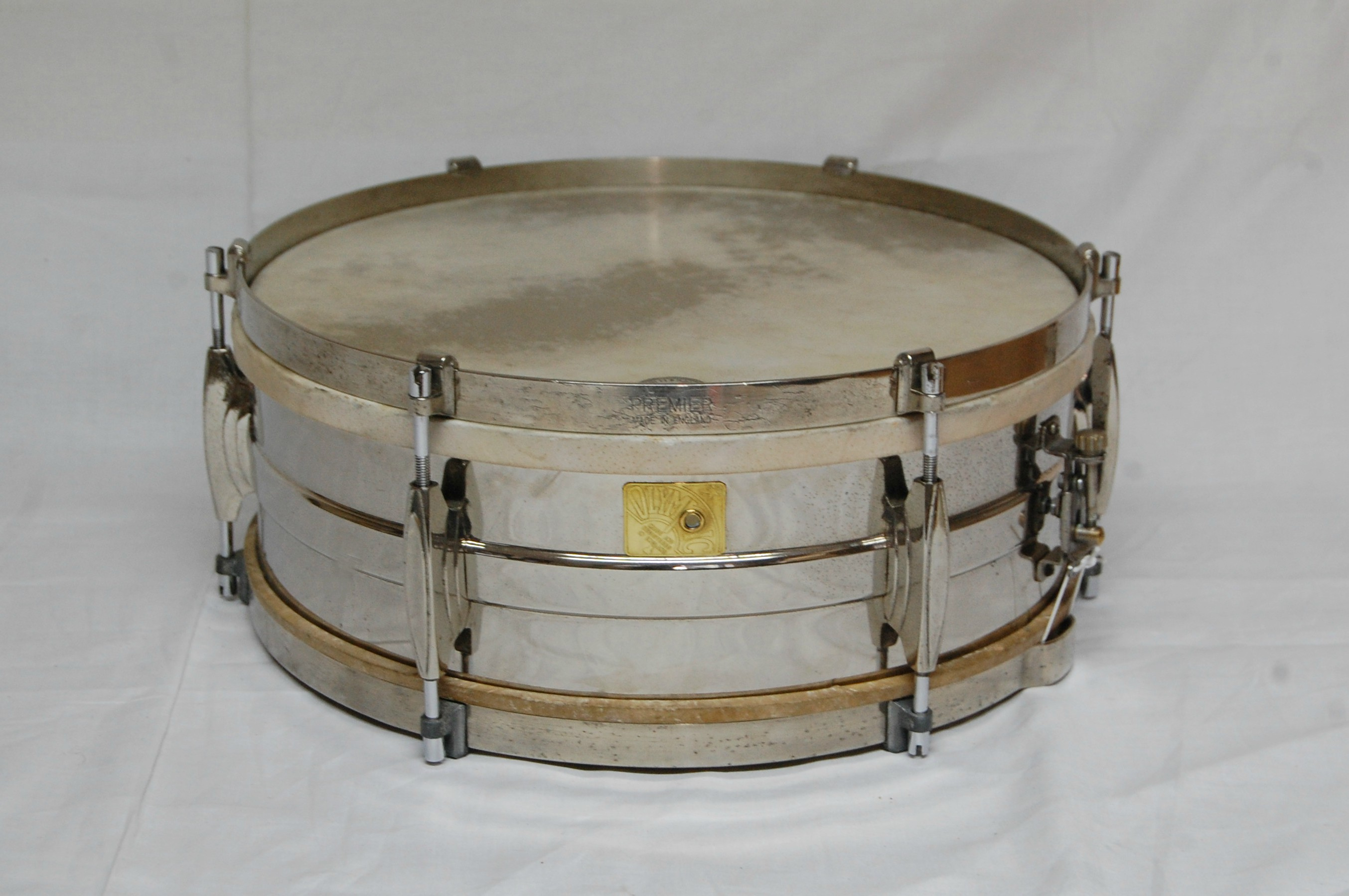Dating vintage premier drums