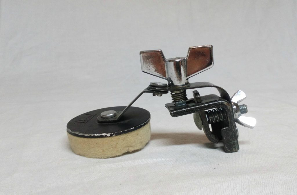 pearl external snare tom drum dampener muffler drumattic. Black Bedroom Furniture Sets. Home Design Ideas
