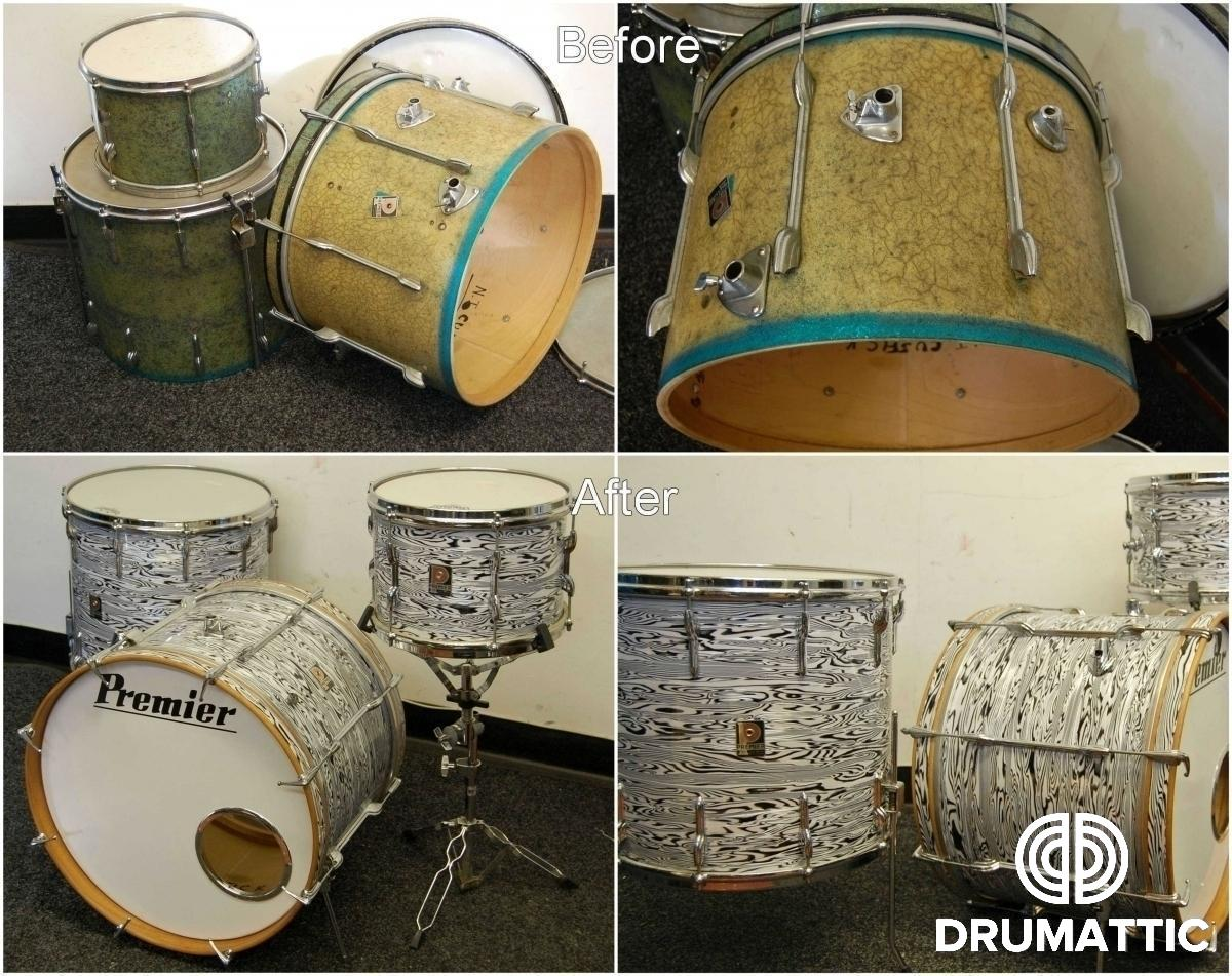 Restoration Drumattic Independent Drum Retailer In